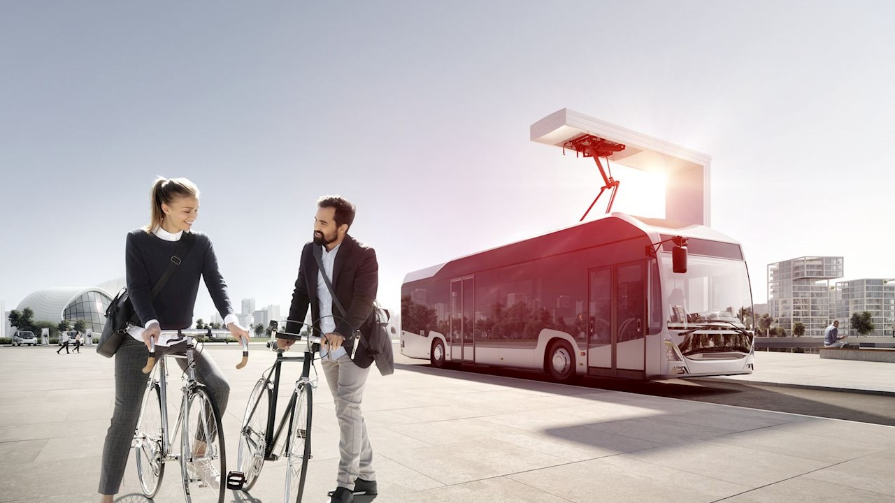 ABB's innovative charging solutions
