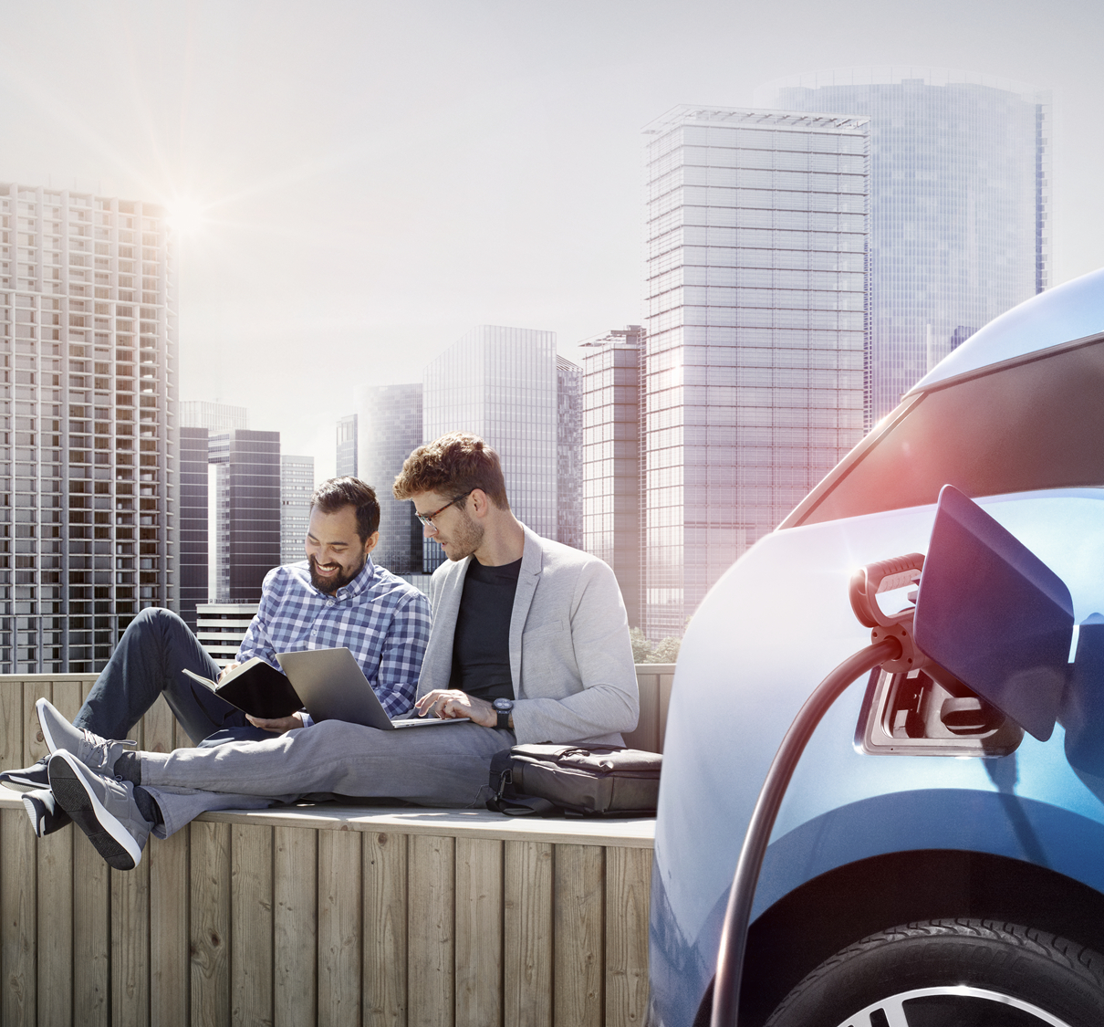 Abb Electric Vehicle Charging To Europe S Largest Car Battery
