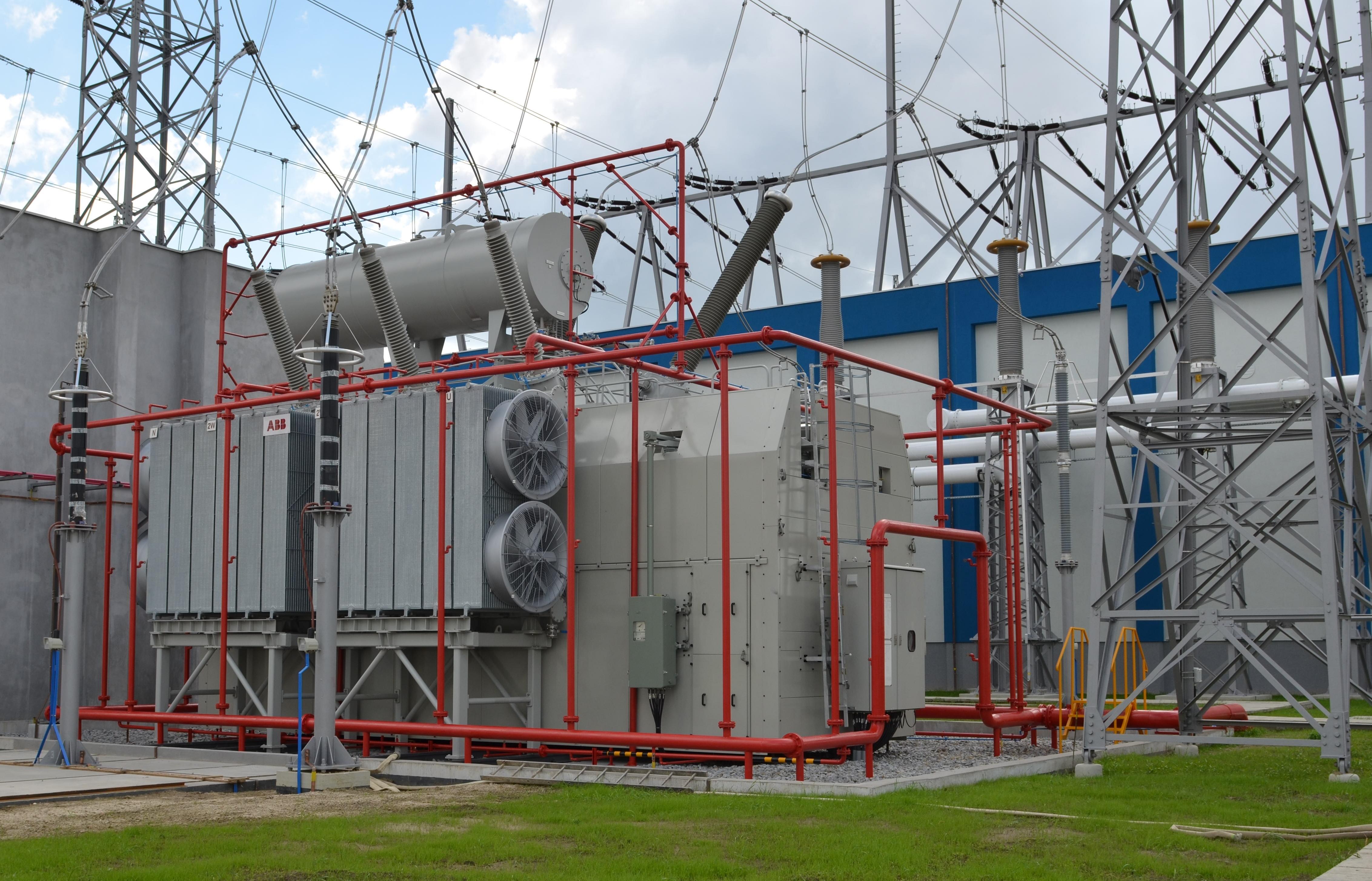 ABB wins $37-million transformer order in Poland