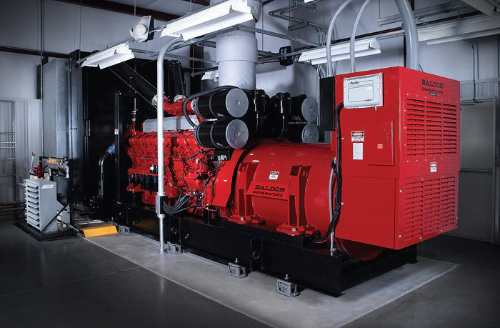 ABB announces sale of Baldor's generator-set business to