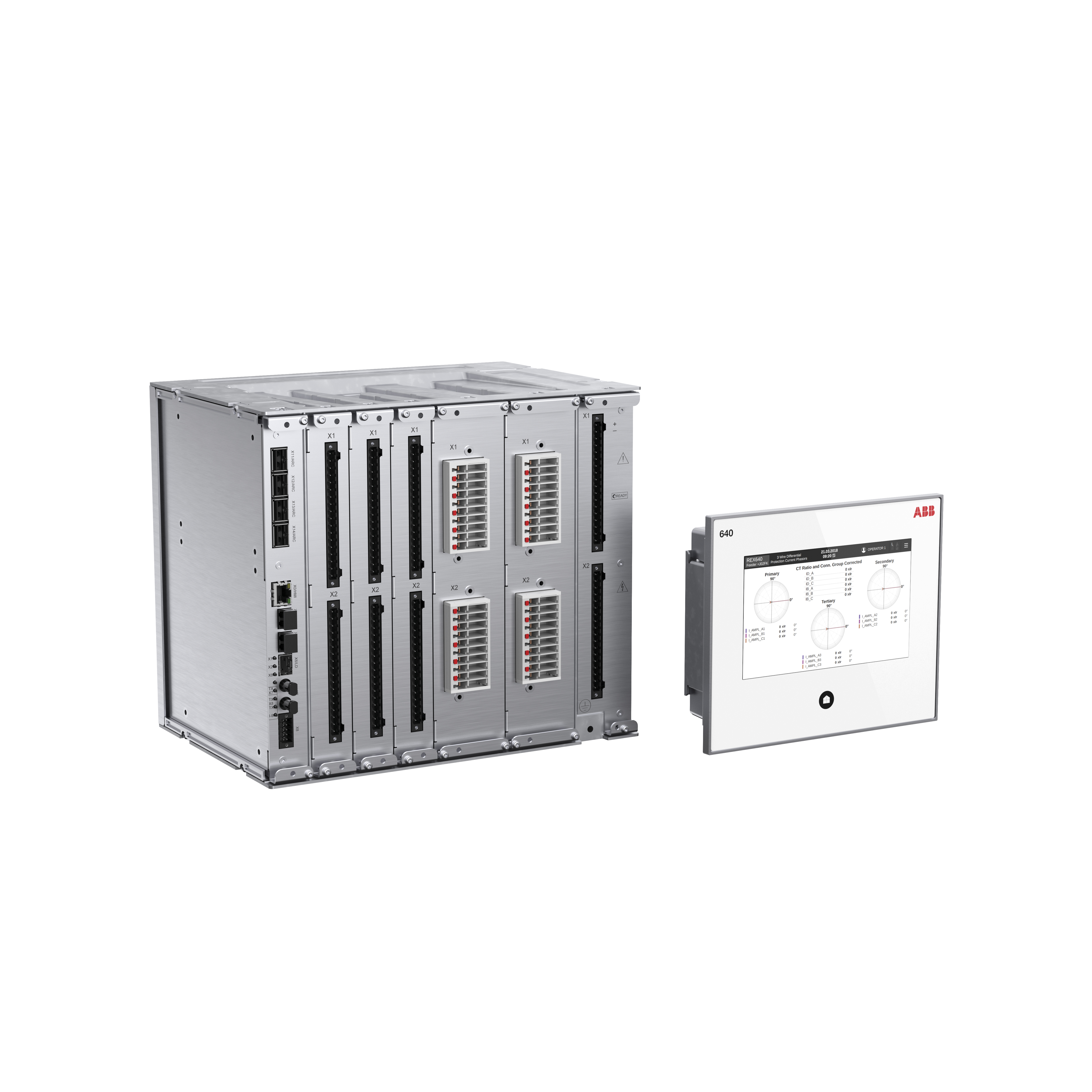 All In One Protection Relay For Advanced Applications Current Price Rex640 Docx