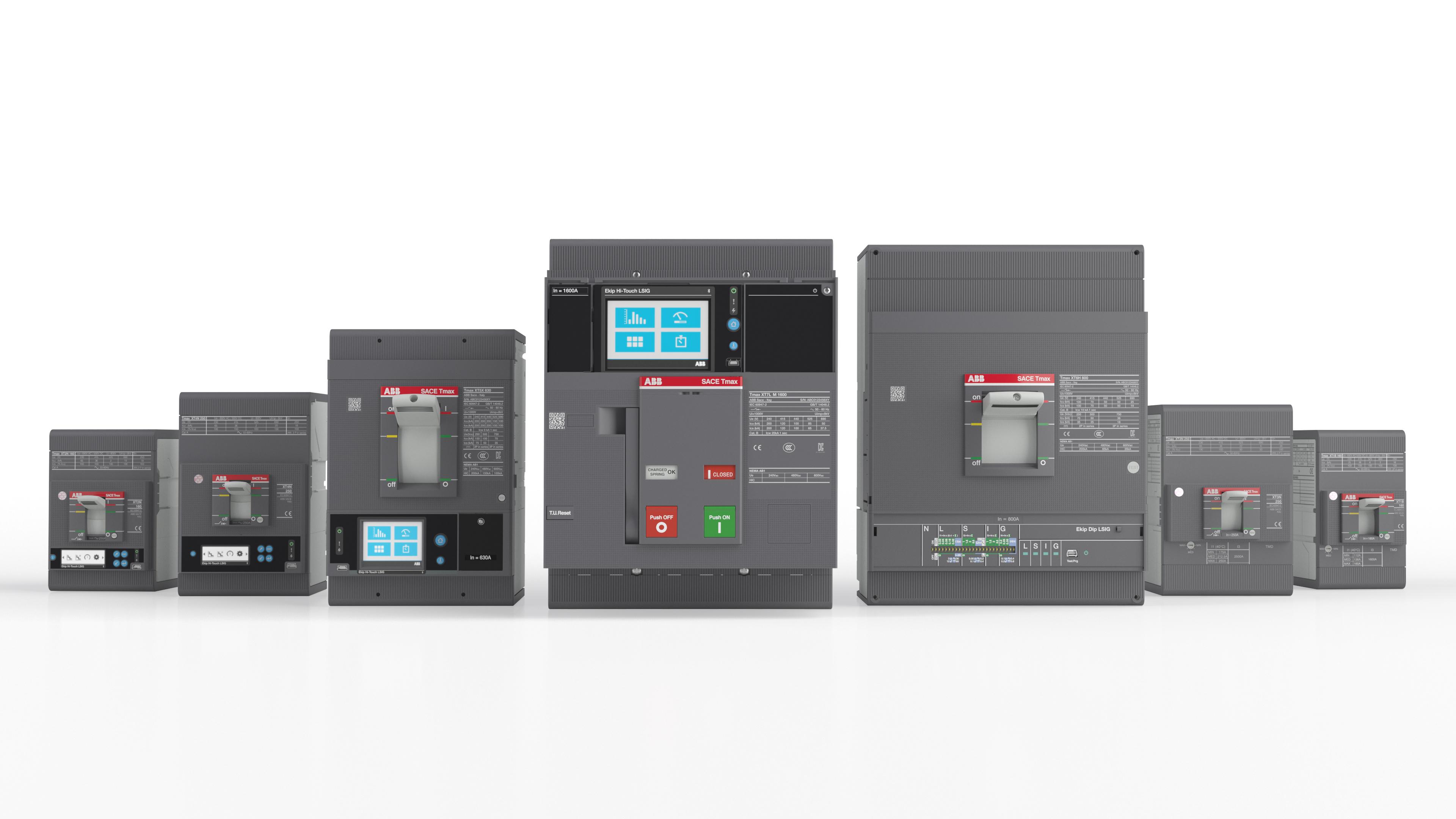Kompaktleistungsschalter für optimiertes Energiemanagement