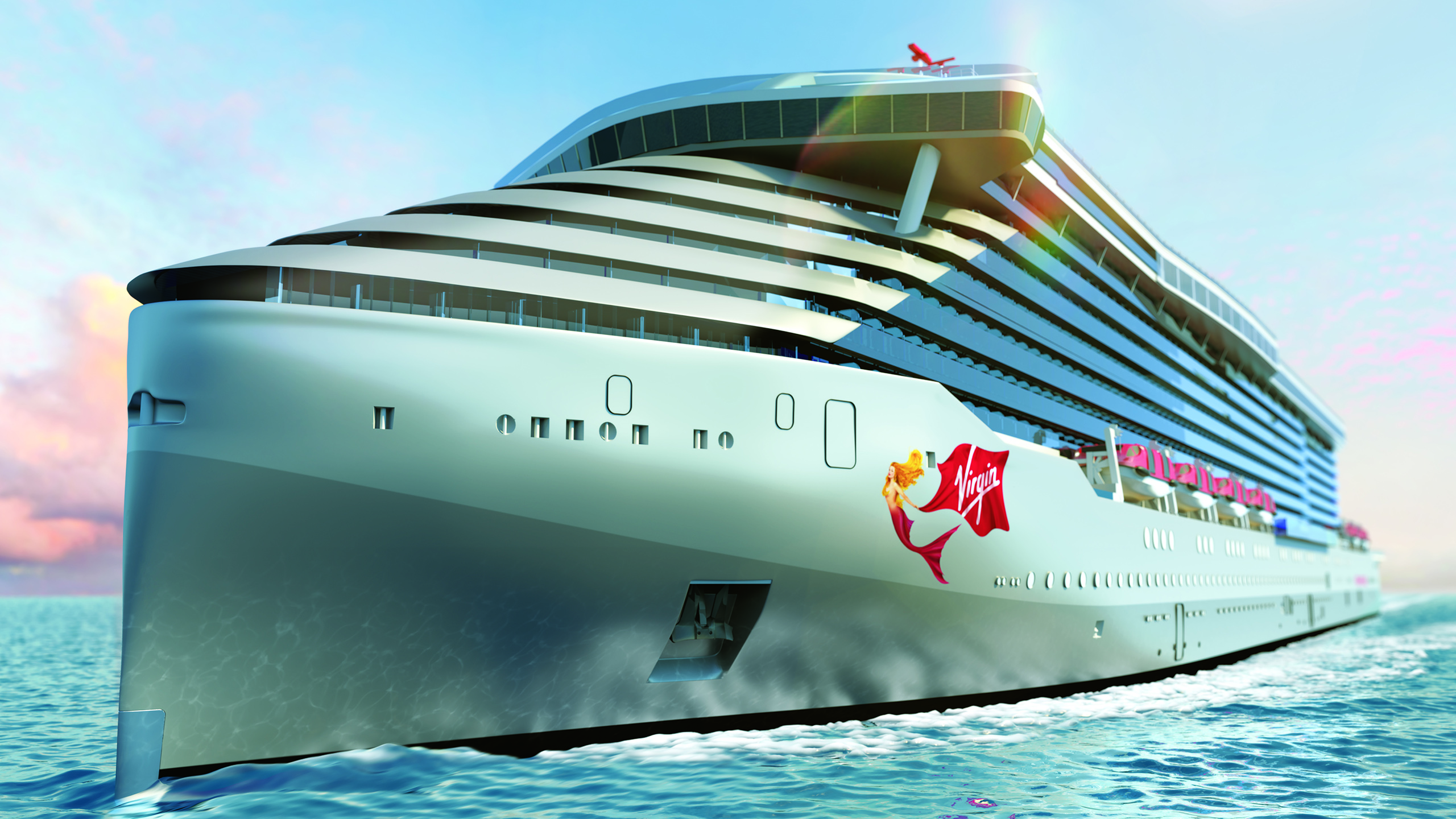 Image ABB To Power New Virgin Voyages Cruise Ship Fleet