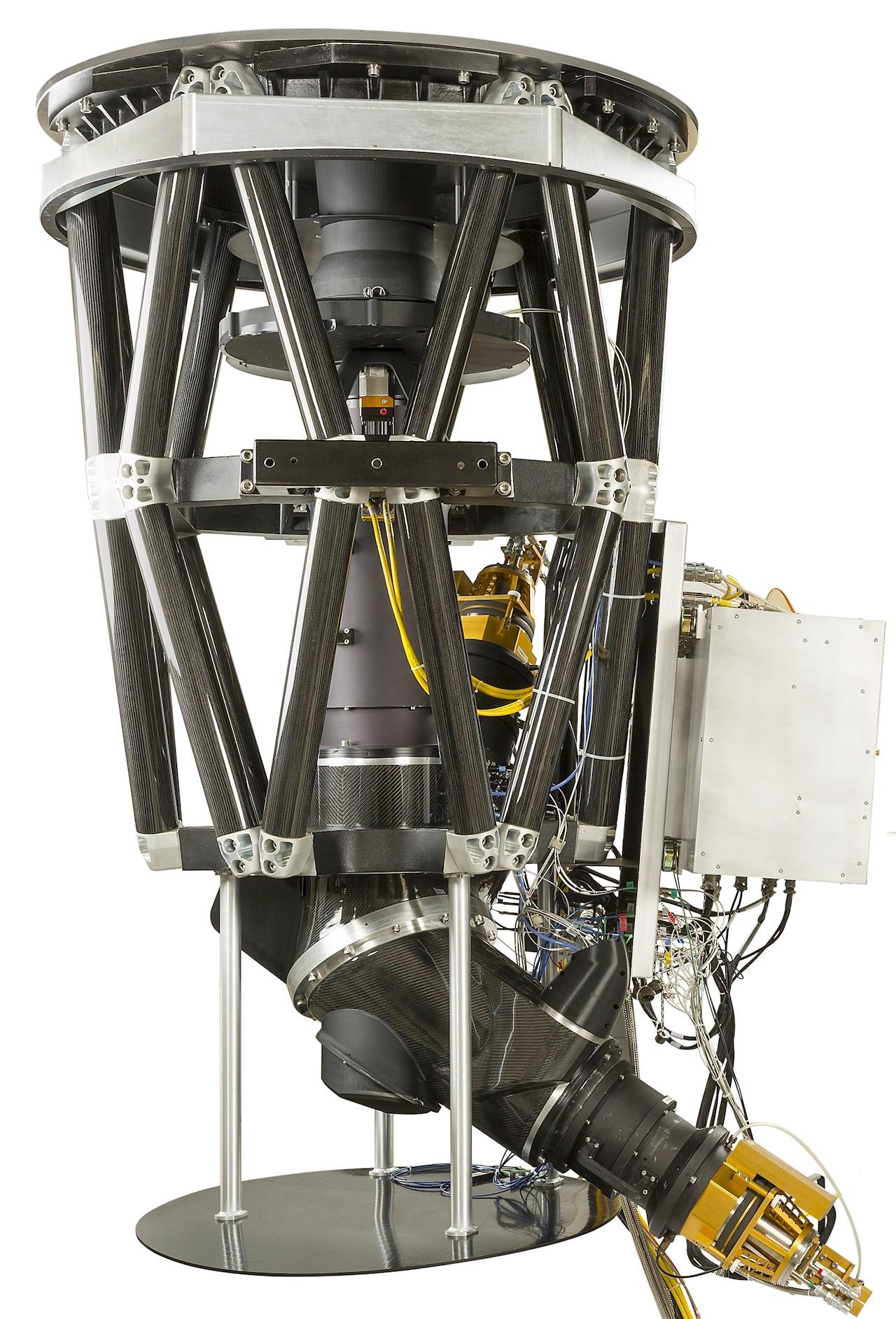 SITELLE instrument Photo credit: ABB