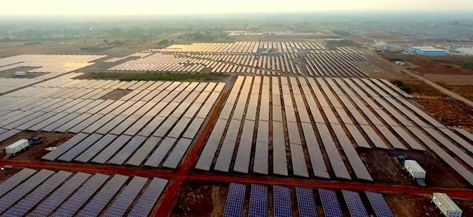 Adani Solar Power