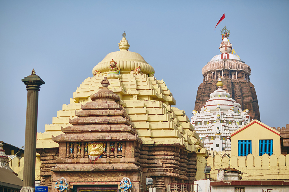 ABB technology has been deployed to protect the sprawling Jagganath Temple complex in Puri from lightning strikes.