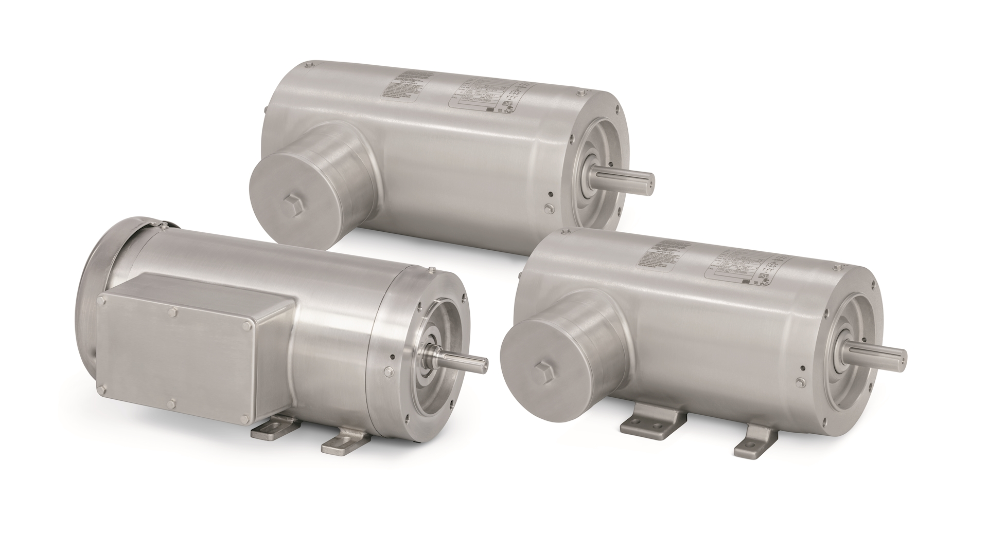 ABB launches Baldor-Reliance® food safe stainless steel motors