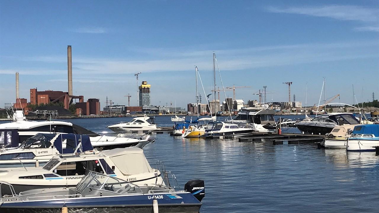 Den digitala ställverkslösningen UniGear Digital säkerställer kraftförsörjning i Helsinki Smart City