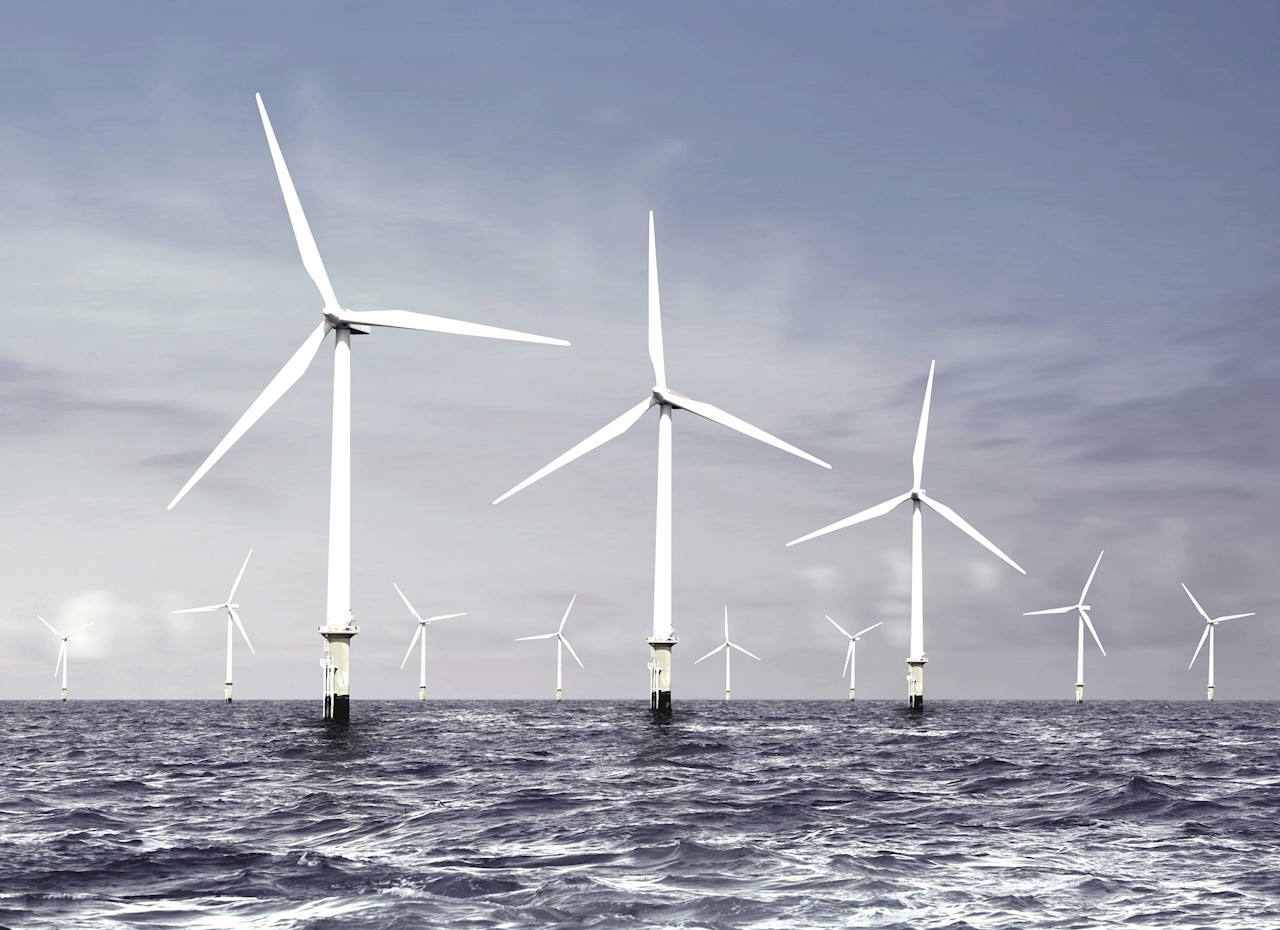 01 Offshore wind power generation grew by nearly 30 percent in 2017.
