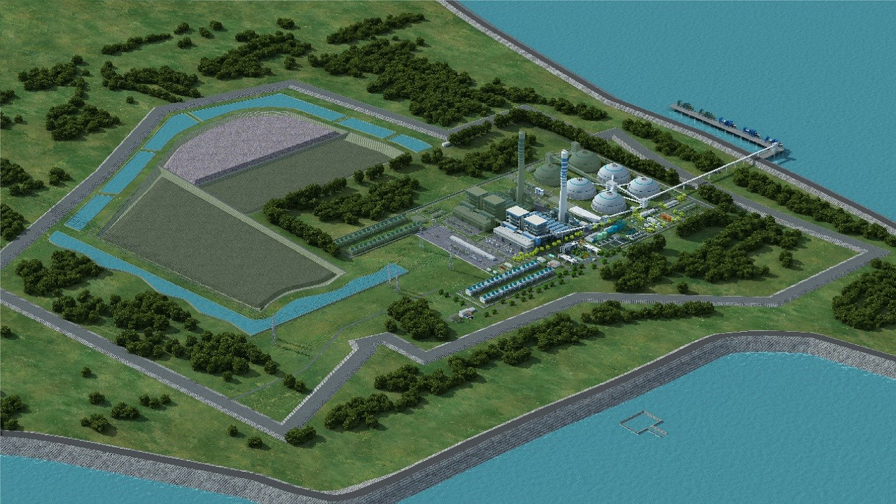 Energizing the future with Bangladesh's largest power plant