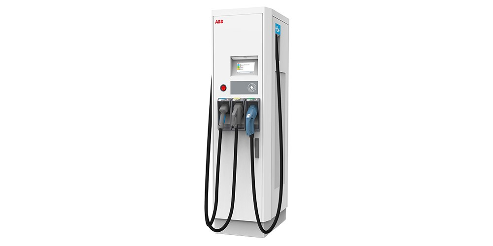 ABB leads e-mobility field with next generation high-voltage