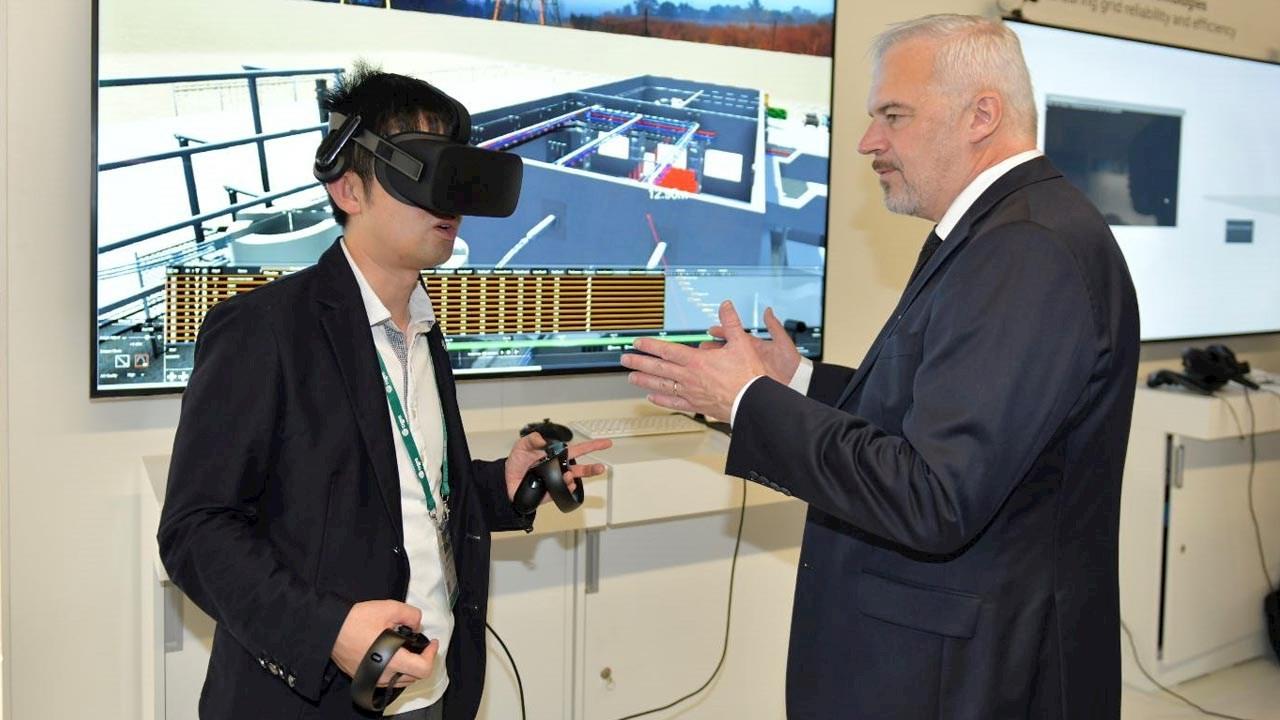 ABB visar vägen in i den digitala framtiden vid utformning och planering av elnät
