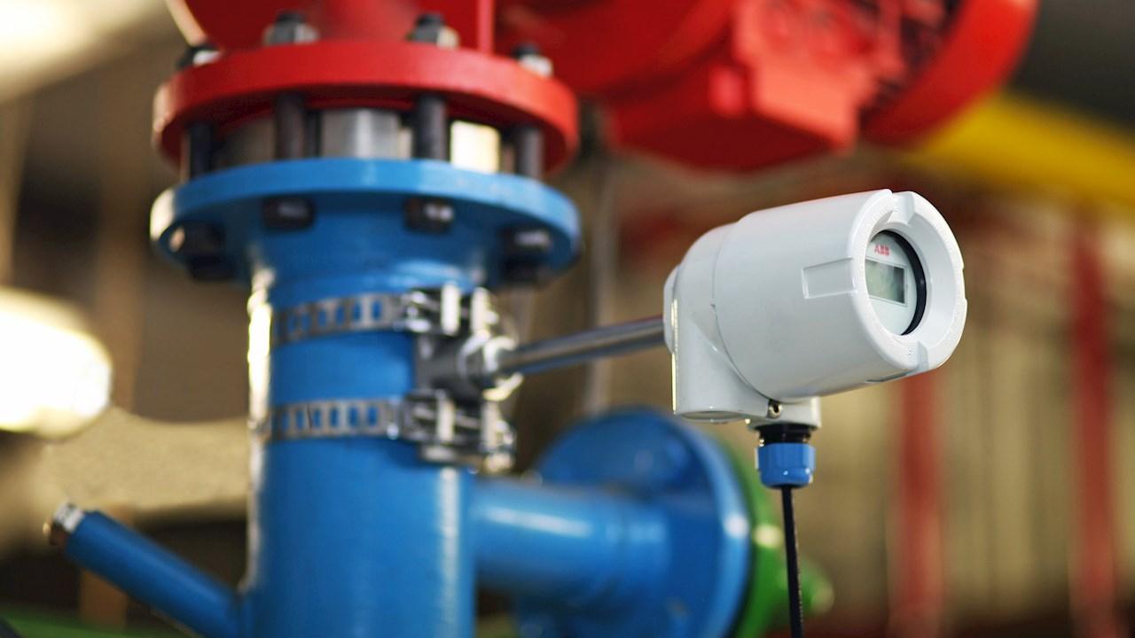 ABB bringt hochgenauen nicht-invasiven Temperaturfühler auf den Markt