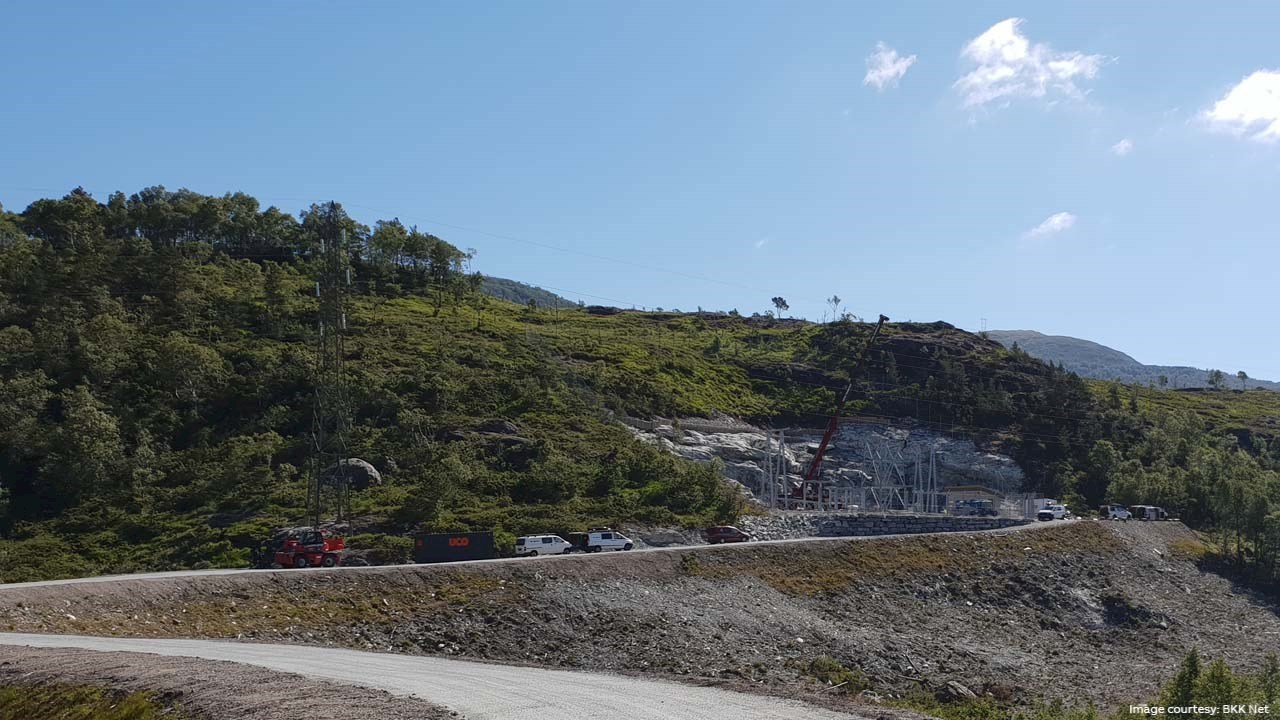 ABB levererar den första digitala kontrollanläggningen till en station i UNESCO:s världsarvsstad i Norge