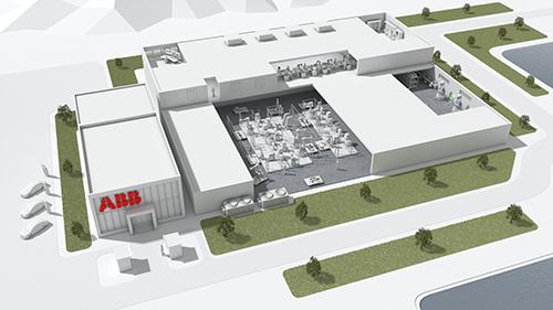 ABB bygger verdens mest avanserte robotfabrikk i Shanghai, Kina
