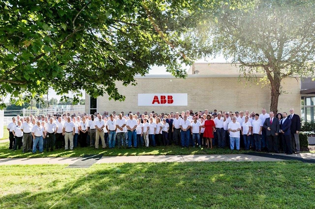 Zamestnanci v meste Athens v americkom štáte Tennessee odhalili novú značku ABB