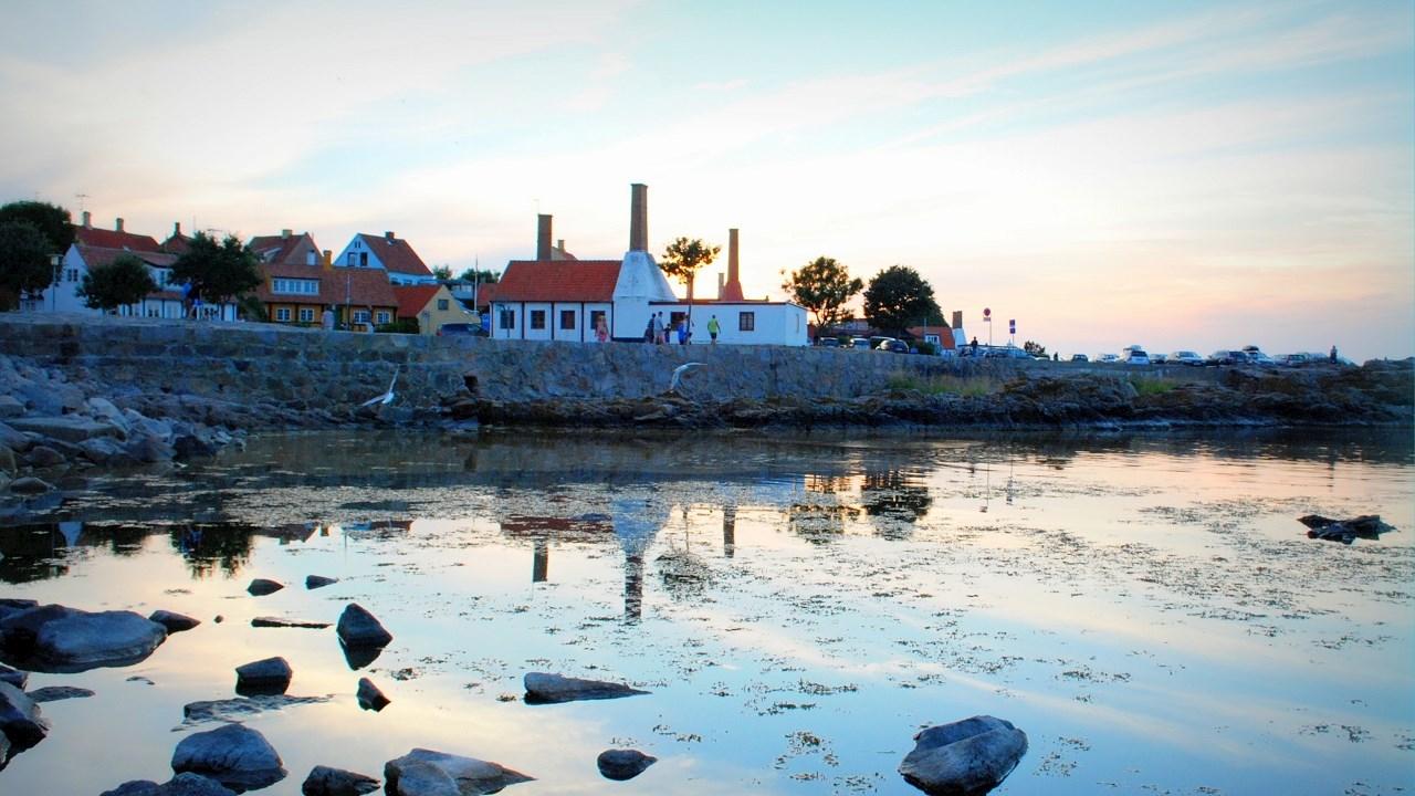 Bornholm først med CO2-gasfyldte koblingsanlæg
