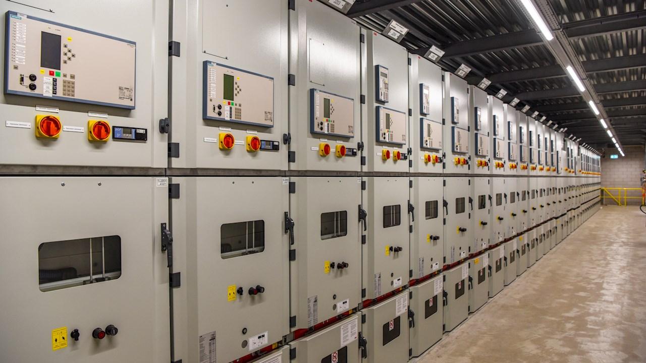 La plus grande installation de distribution UnigearZS1 pour un réseau électrique durable