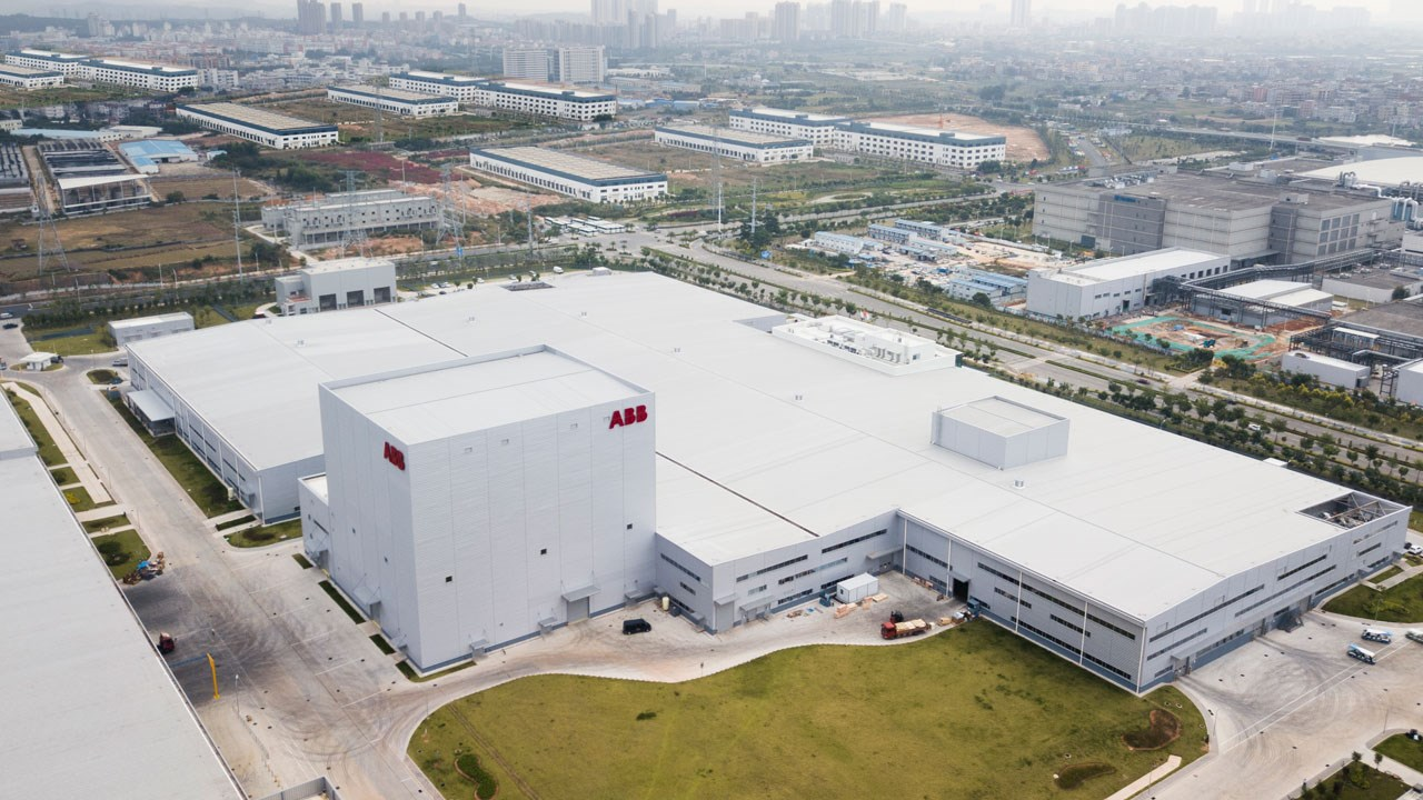 ABB inaugurates new state-of-the-art factory in Xiamen, China