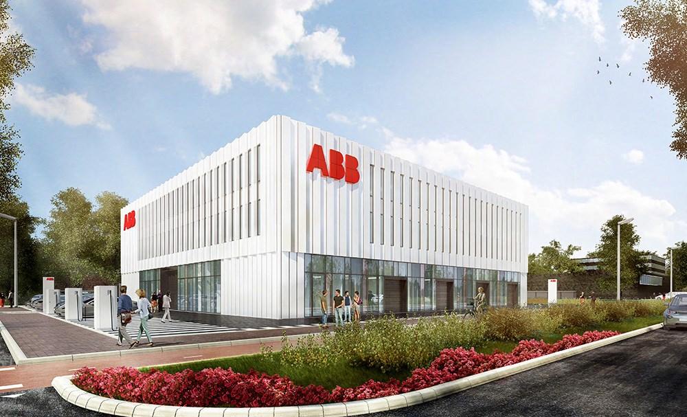 ABBs nye forskningssenter for ladesystemer utrustes med det siste innen utvikling og testing, inklusiv bruk av simulator og digitale tvillinger
