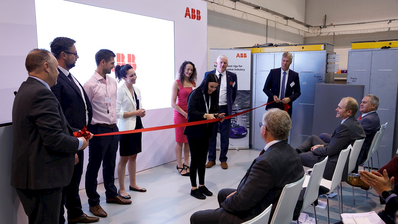 ABB's UK Engineering Centre doubles in size to meet rising demand