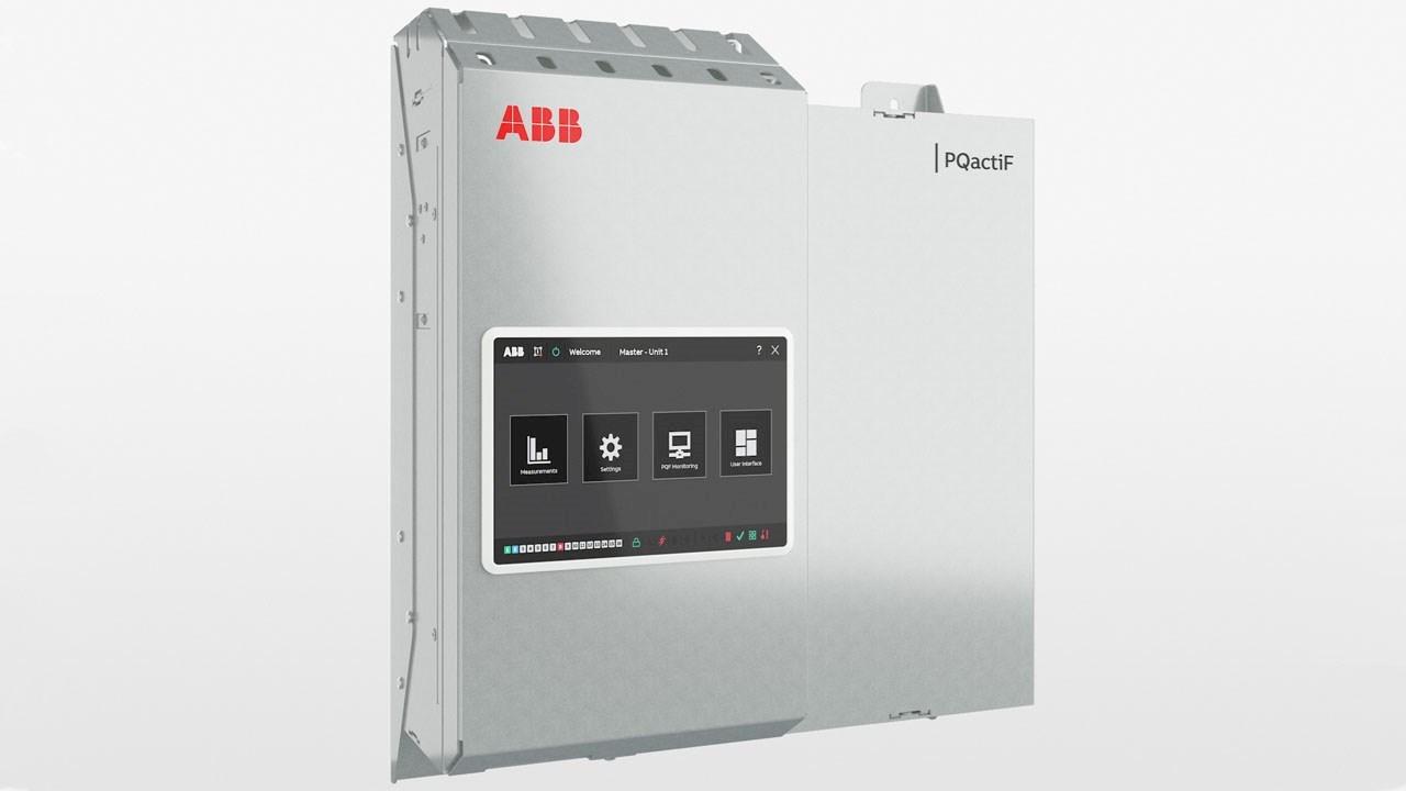 ABB lanserar en ny generation lösningar för elkvalitet och energilagring