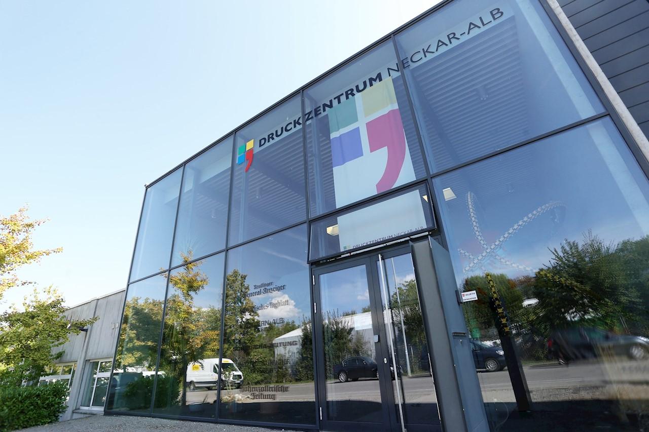 Druckzentrum Neckar-Alb