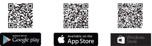 Η εφαρμογή Drivebase είναι διαθέσιμη δωρεάν από όλα τα app stores των αντίστοιχων πλατφορμών κινητής τηλεφωνίας (Google Play, App Store, Windows Phone Store).