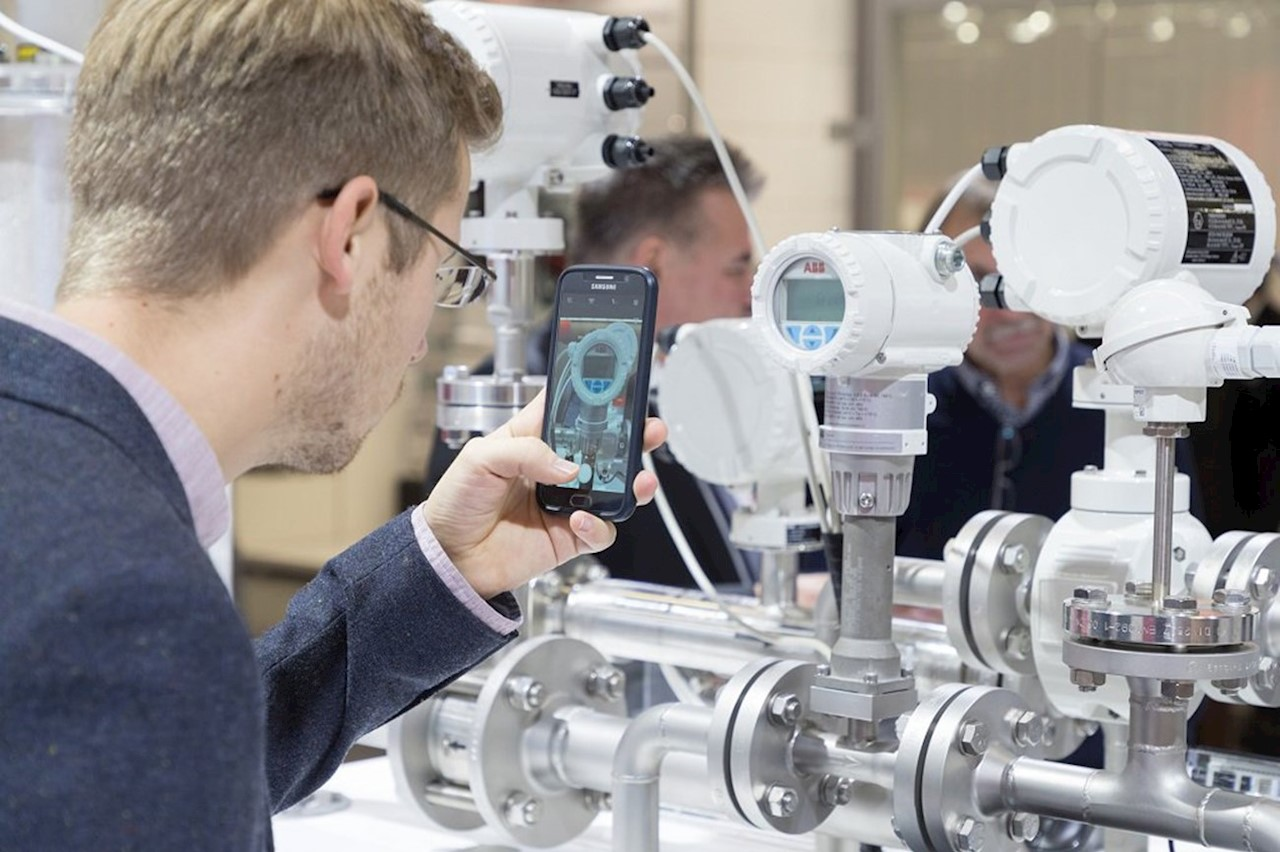 ABB Measurement and Analytics technology at SPS 2018