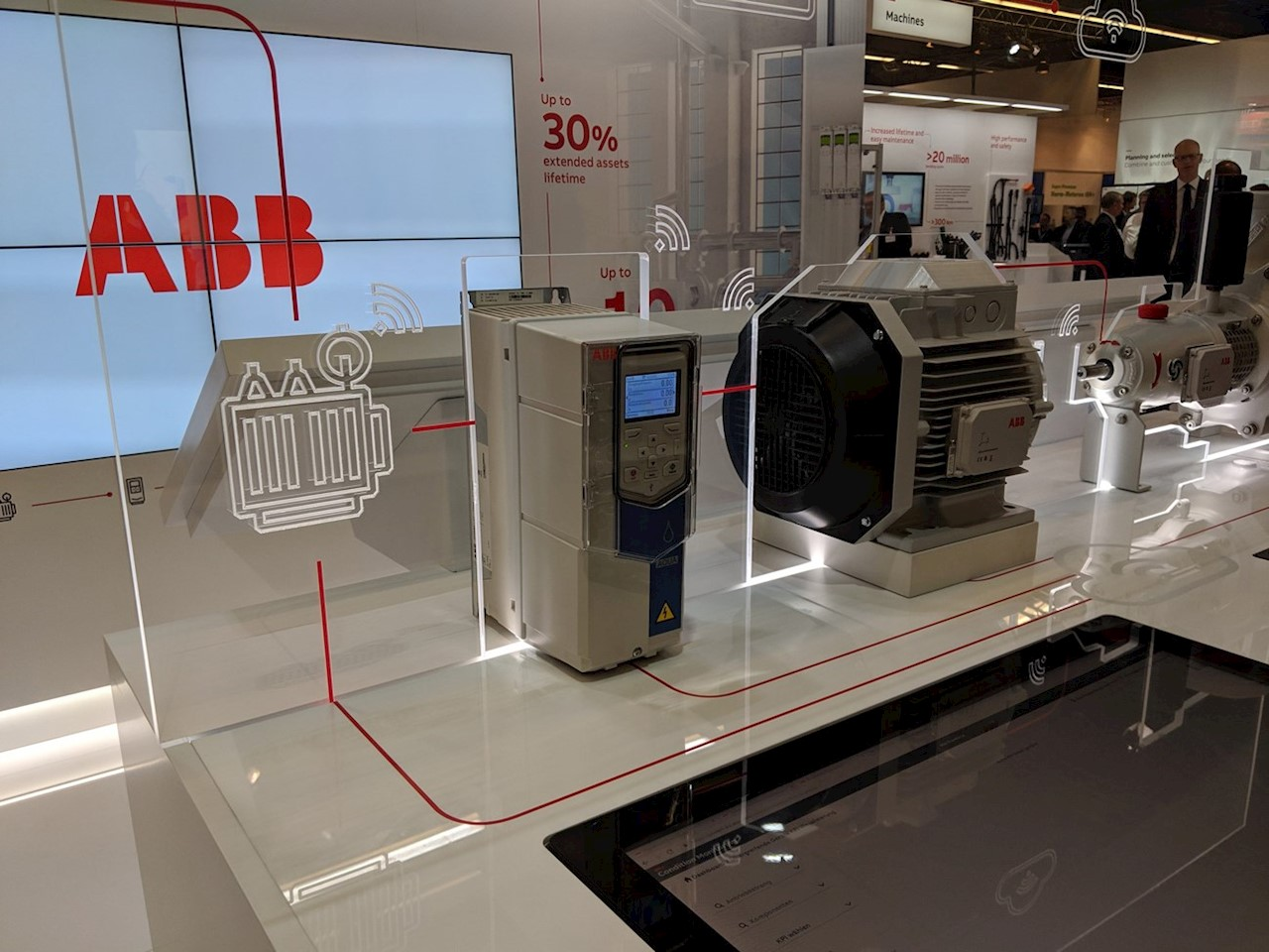 The ABB Ability™ Digital Powertrain