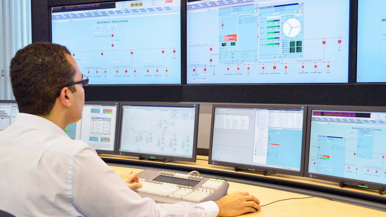 ABB adds new digital options to integrate and control electrical systems for mining customers