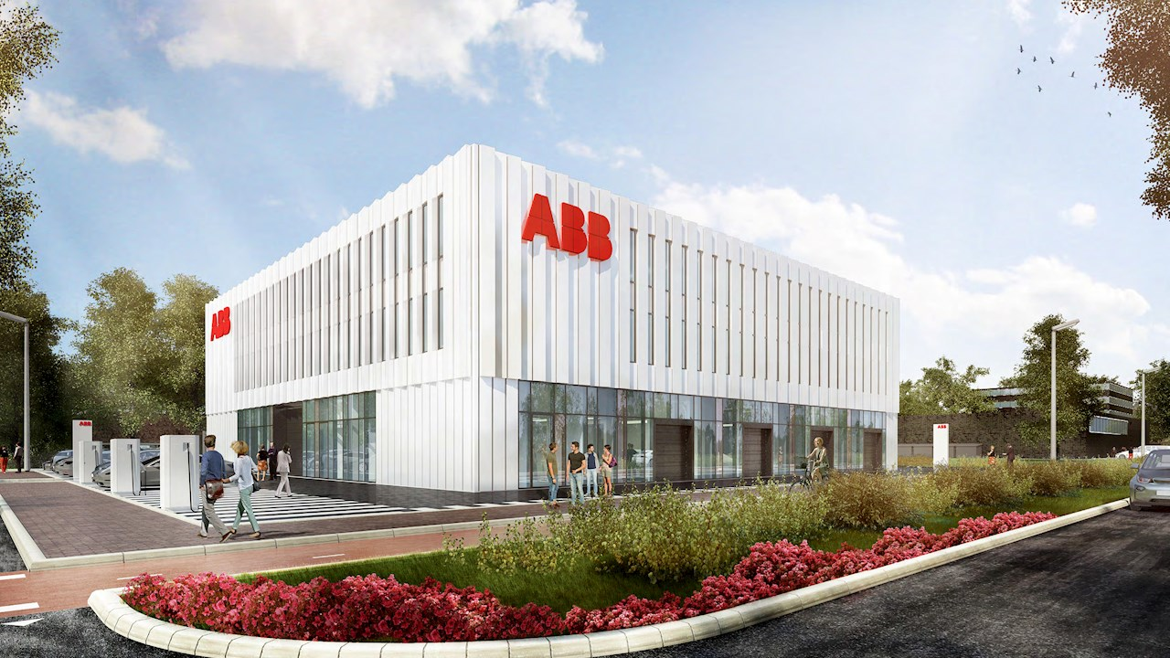 ABB invests in the future for e-mobility with new research center