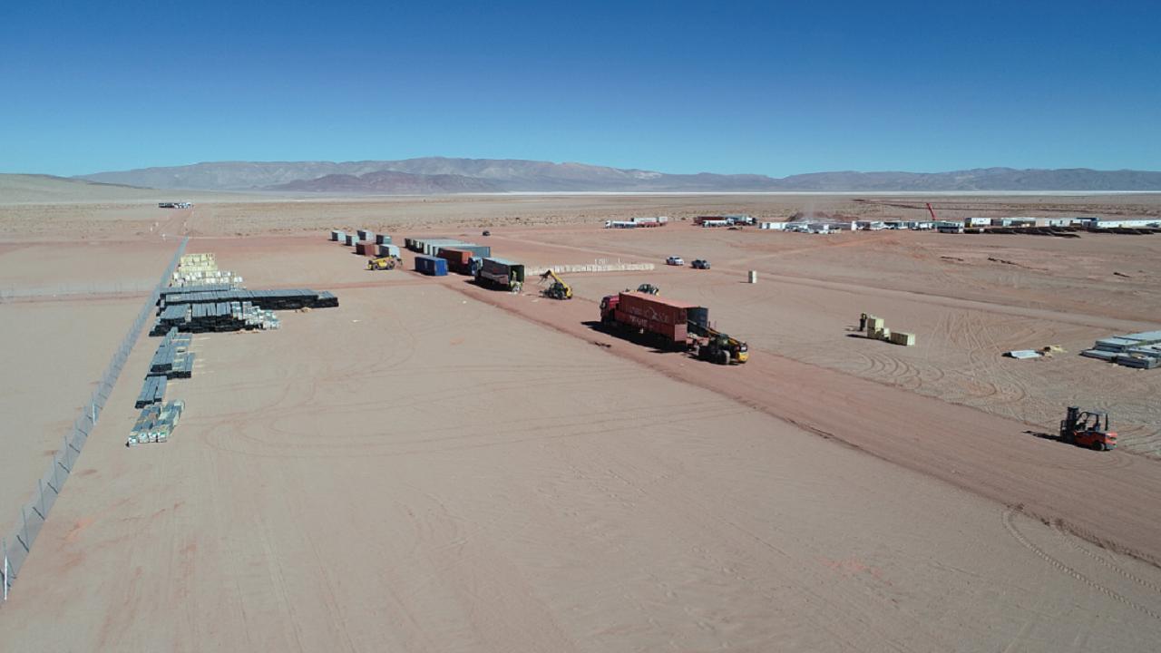 ABB为阿根廷高查瑞300兆瓦光伏项目提供预装式变电站