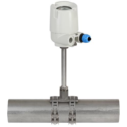 Sicherer und einfacher: Der neue NiTemp Temperaturfühler kann ohne Herunterfahren der Anlage oder Eingriff in den Prozess installiert werden