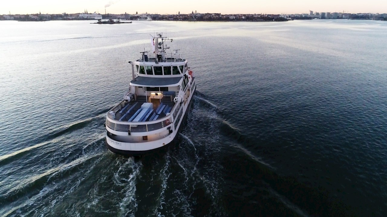 ABB bidrager til banebrydende fjernstyret færge