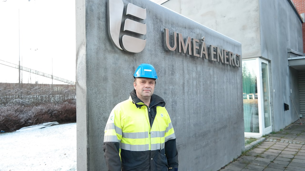 Enhetlig operatörsmiljö underlättar vardagen hos Umeå Energi