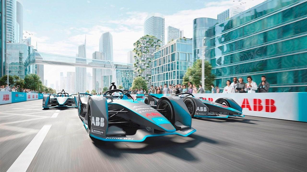 ABB Formula E sæson 5 tager elektrisk racerbilsteknologi til next level