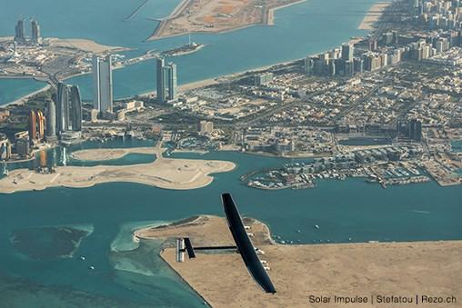 ABB And Solar Impulse Start Historic Round The World Flight