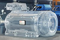 Smart sensing solution on a motor