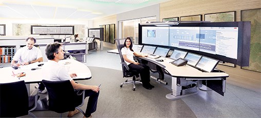 ABB's System 800xA extended operator workplace (EOW)