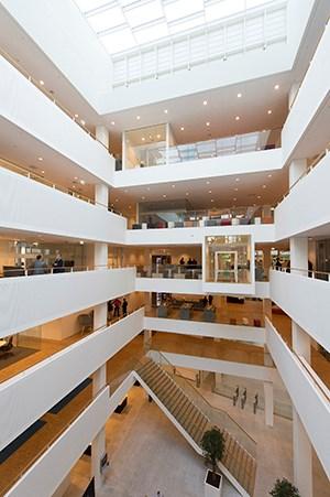 ABB innovations improve energy efficiency of Microsoft landmark building