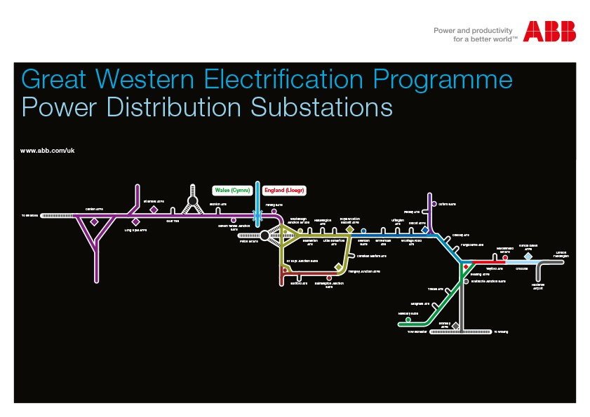 ABB Great Western Electrification Programme