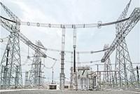 UHV 1200kV transformer at Bina site