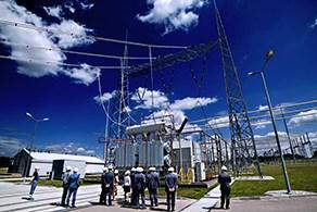 Siedlce Ujrzanow substation (© PSE SA)