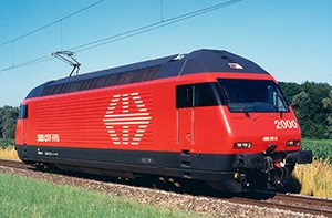 Re460 locomotive _Courtesy of SBB