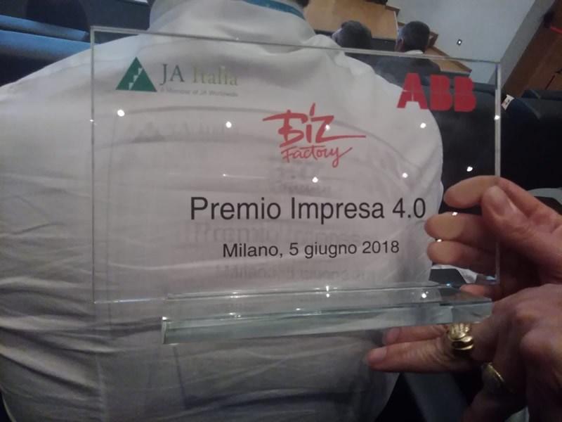 Il Premio Impresa 4.0 di ABB Italia