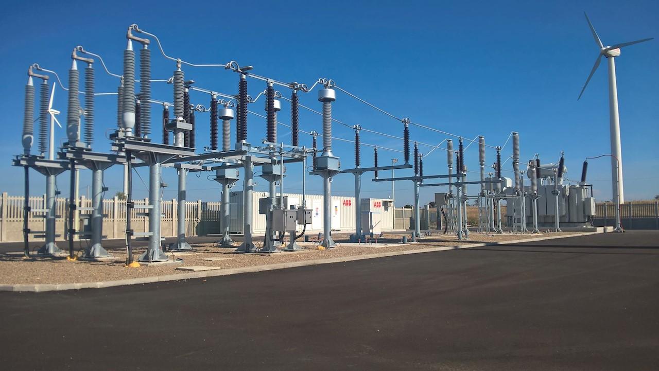 Sottostazione digitale di Vaglio, messa in servizio per Lucania Wind Energy Srl