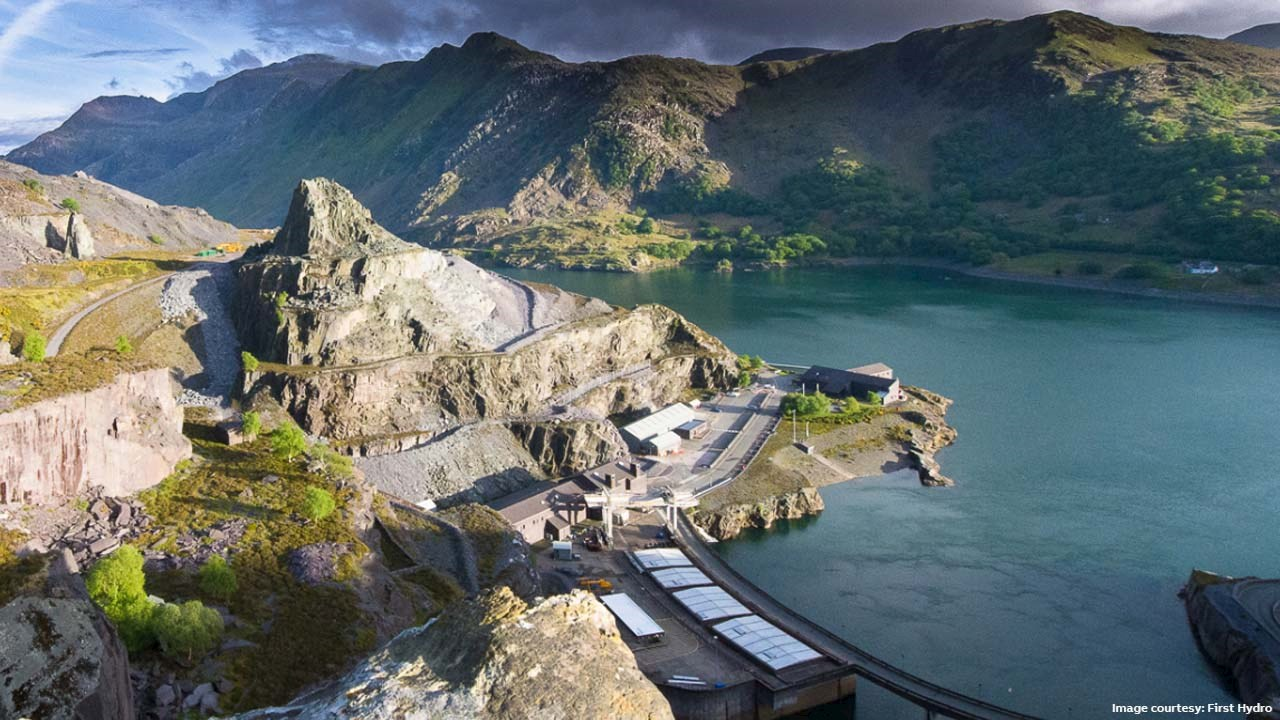 ABB helps to protect Europe's largest pumped storage power plant in Wales