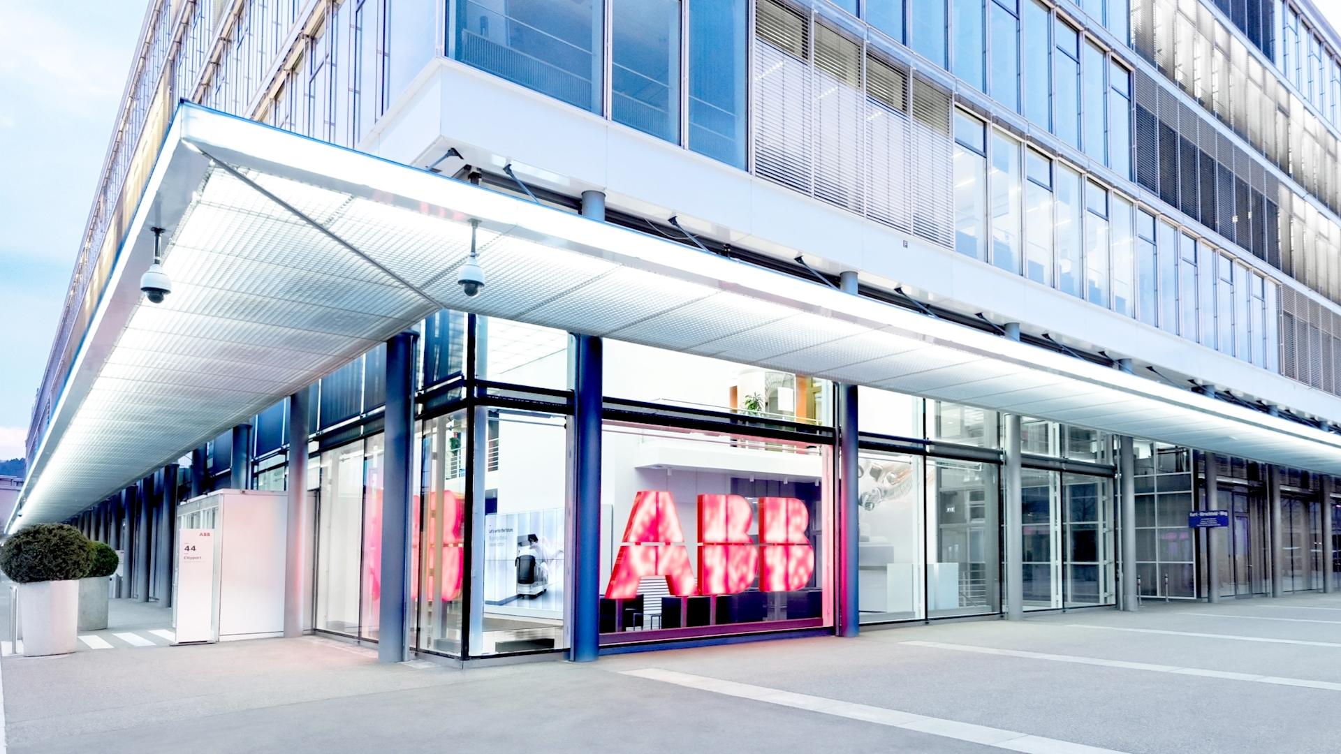 ABB Grupi müügitulu kasvas 2017. aastal protsendi võrra
