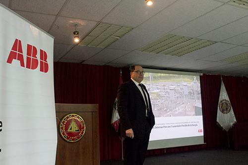Marcio M. de Oliveira, Lead Engineer FACTS, de ABB Suecia.